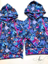Ice Friends - SBC Hooded Pullover Tunic Length