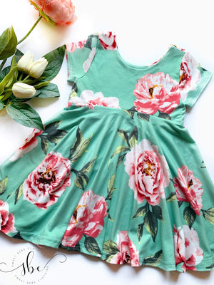Mint for Spring - SBC Dress