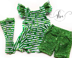 Lucky Clovers - SBC Dress