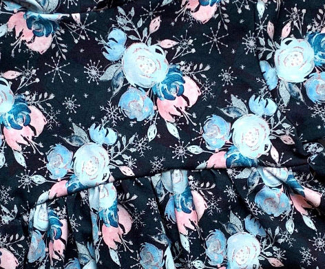 Frosted Florals - Shorties