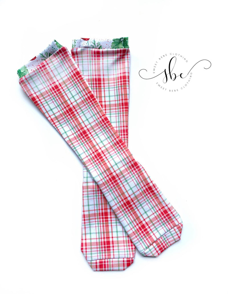 Strawberry Fields - Knee High Socks