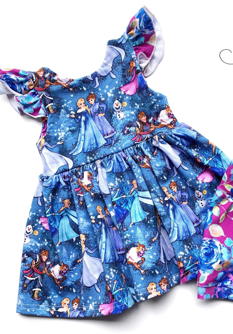 Ice Friends - SBC Dress