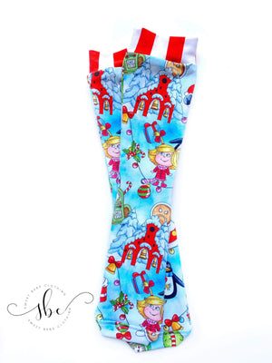 Falling for Florals - Knee High Socks