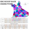 Favorite Colors - SBC Scoop Back Dress