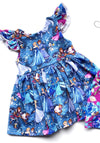 Spring Garden - Blue - SBC Dress
