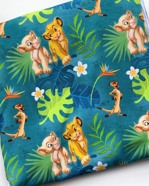 Lion Cubs Harem Pants