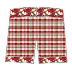 Holiday Florals - Shorties