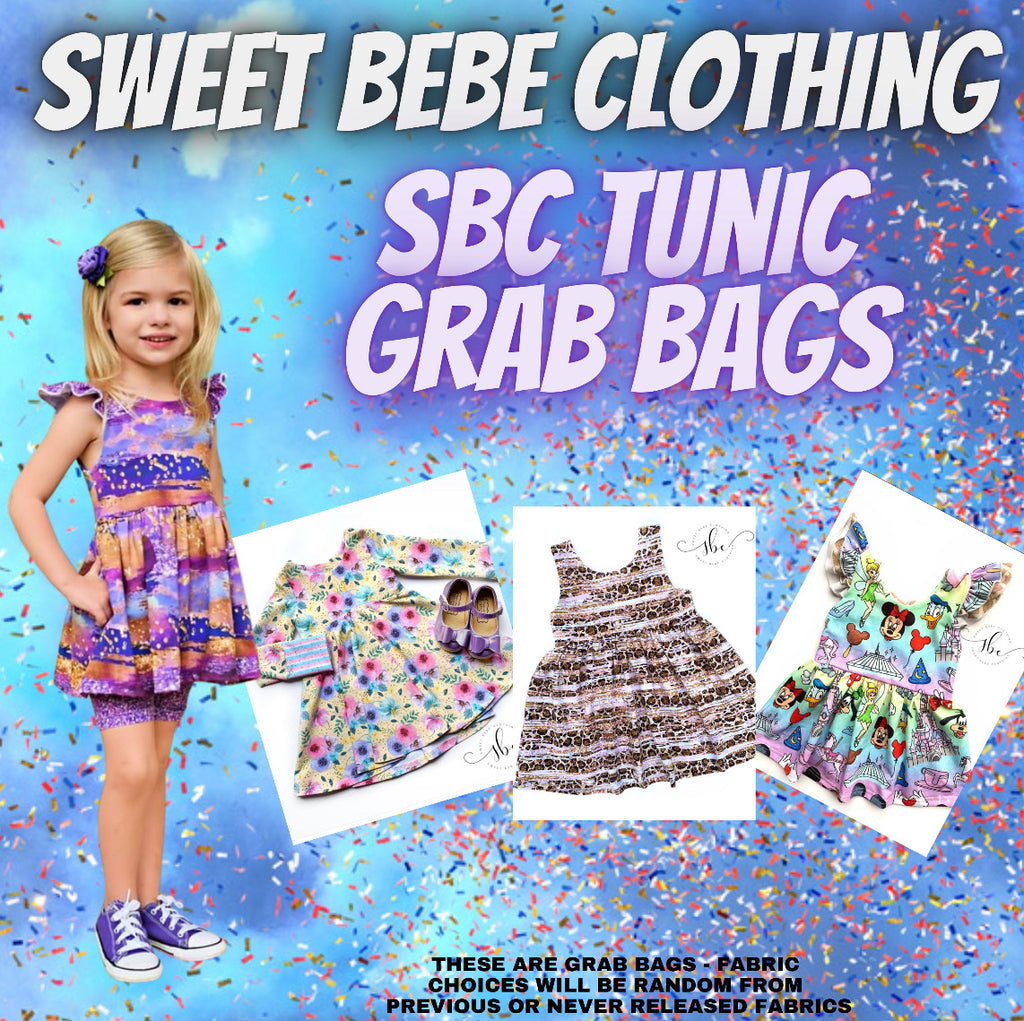 Meatless Special Buy - Custom GRAB BAG SBC Tunic