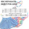 Button Eyes - SBC Separate Skirt (Leo length) - Vortex