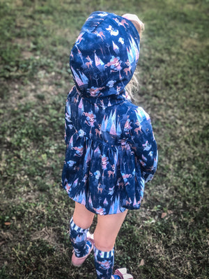 Puddle Friends - SBC Bubble Tunic With Hood