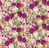 Floral Princess 2.0 - Shorties Floral Fabric