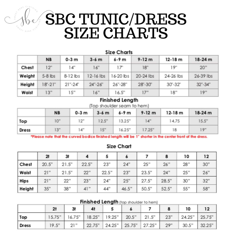 Sample - Non Custom - SBC Tunic