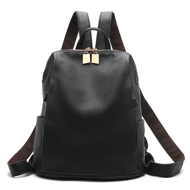 Premium Leather Daypacks For Women