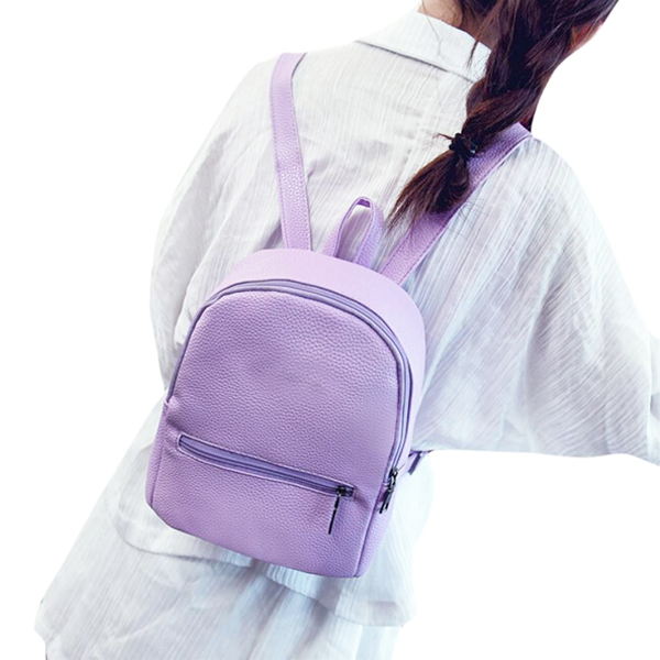 Petite Classy Backpack For Women