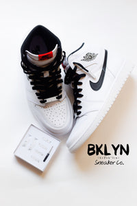 Brooklyn + Fifth  Don't wear boring sneakers!  Premium Sneaker Kits by BKLYN Sneaker Co are sold by the pair and feature high quality finishes.
