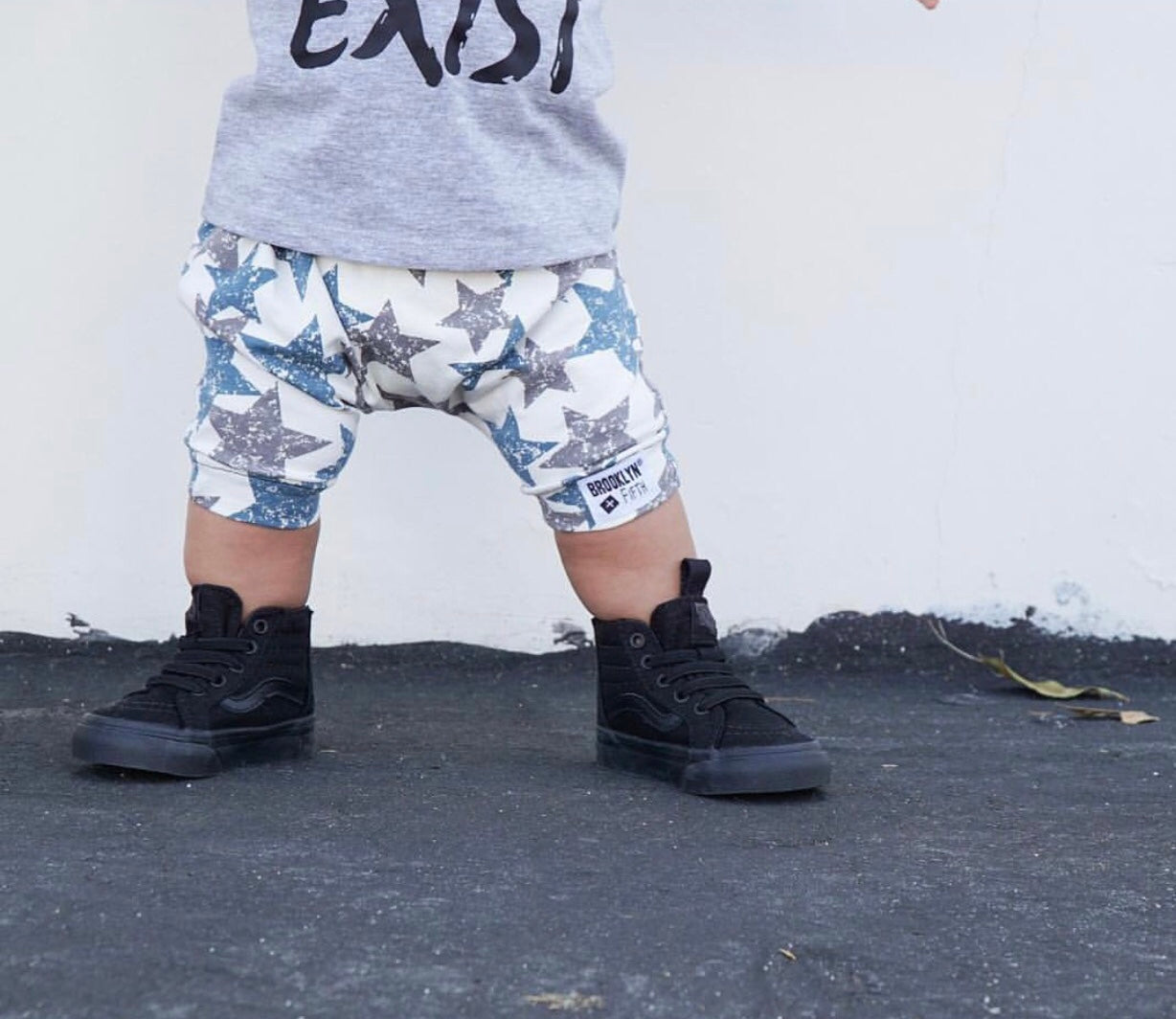 Liberty Shorts- 3/6 + 9/12M Only