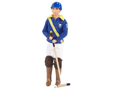 Breyer Traditional NIco: Polo Player - R