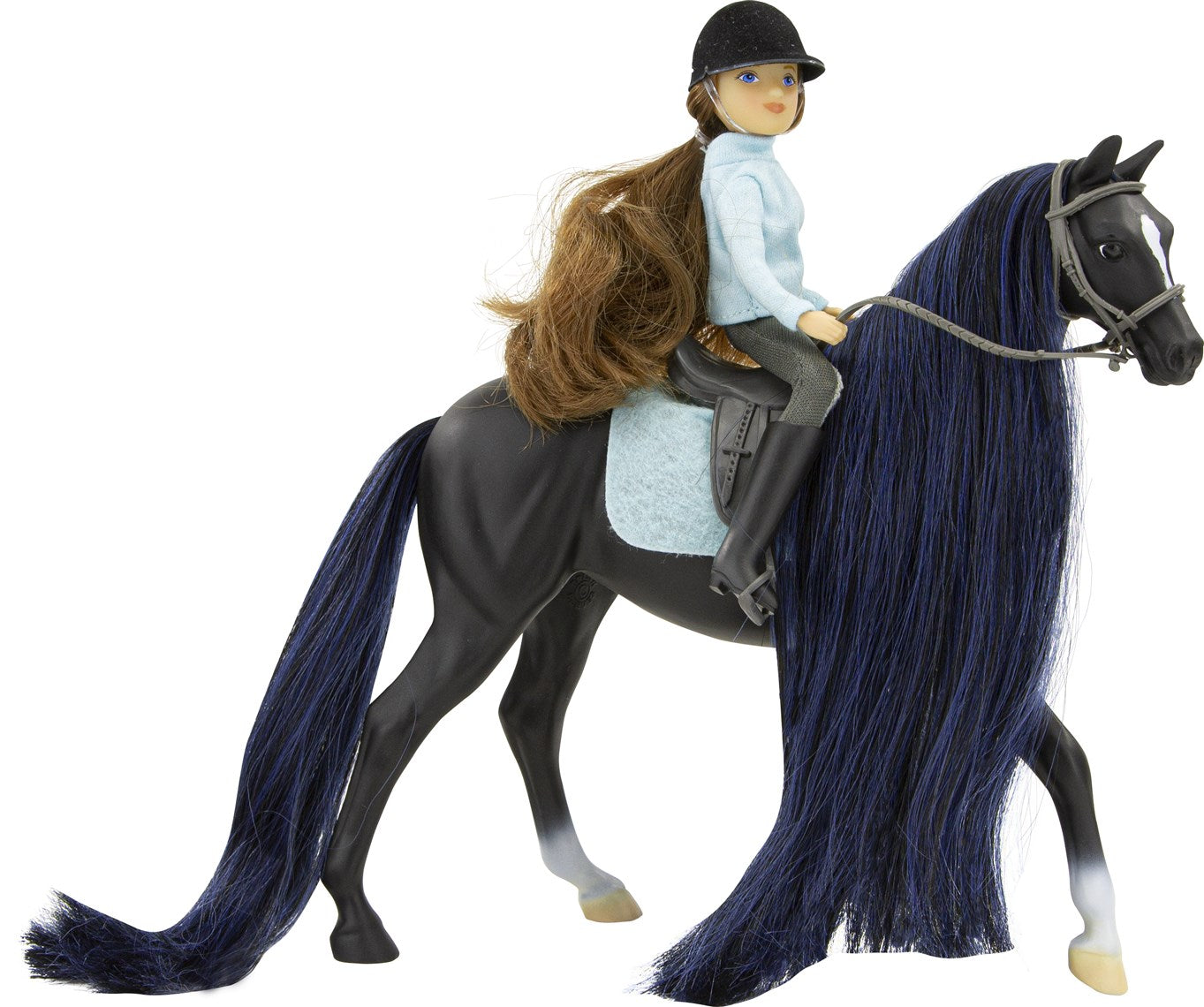 Breyer Freedom Jet & English Rider Charlotte