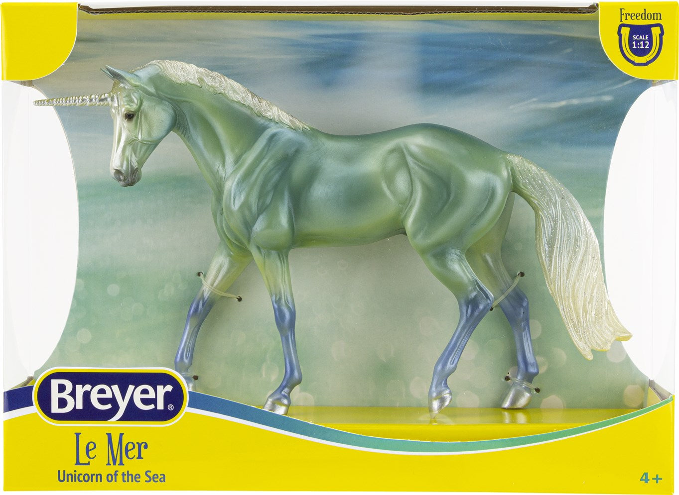 Breyer Freedom Le Mer - Unicorn of the Sea