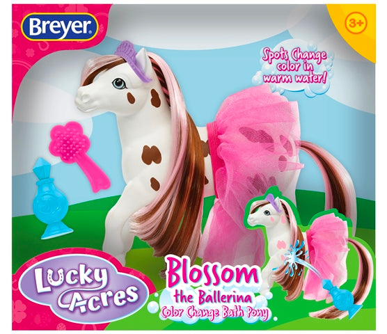 Breyer Activity Blossom the Ballerina Colour Change