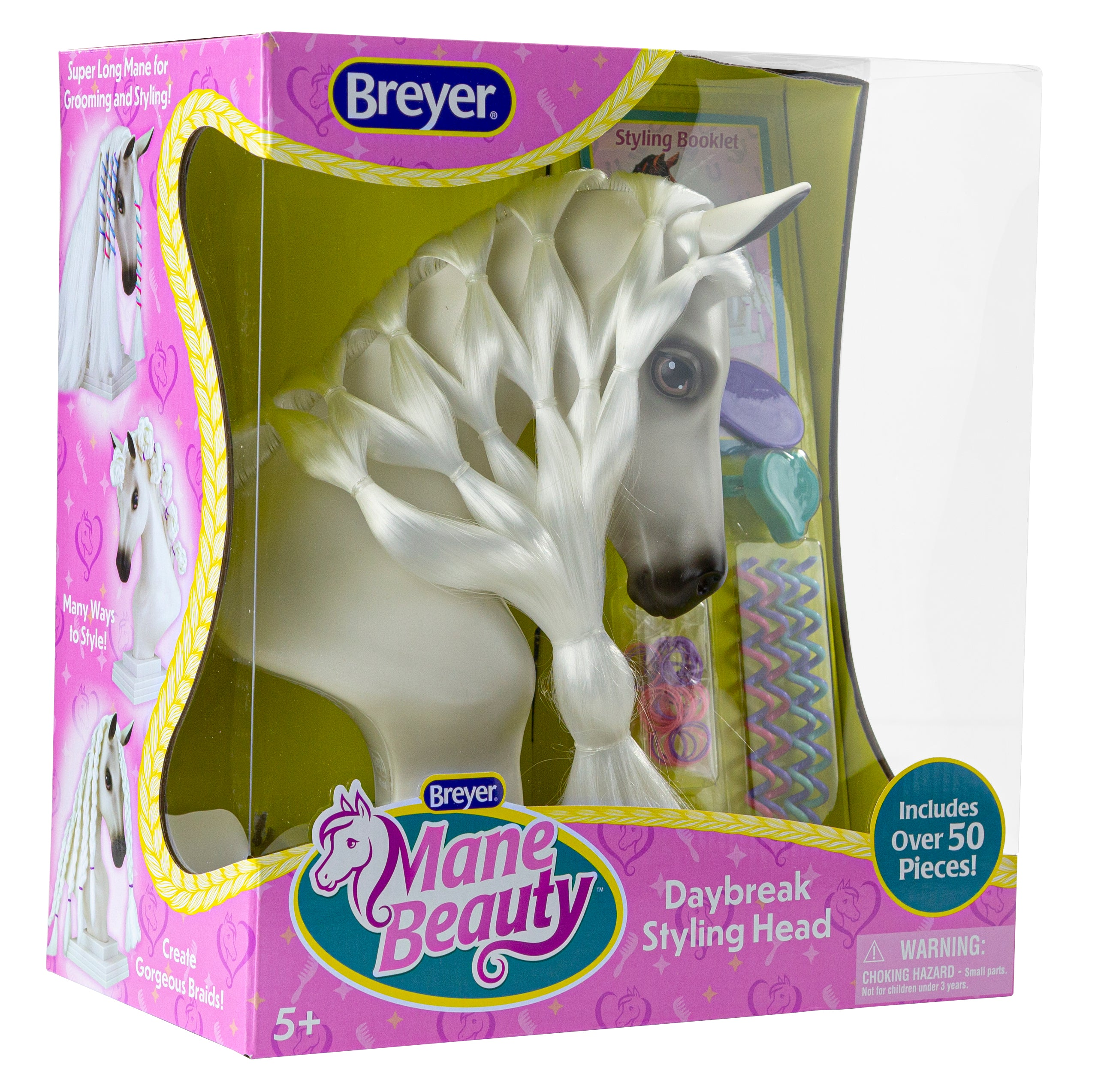 Breyer Mane Beauty Styling Head-Daybreak