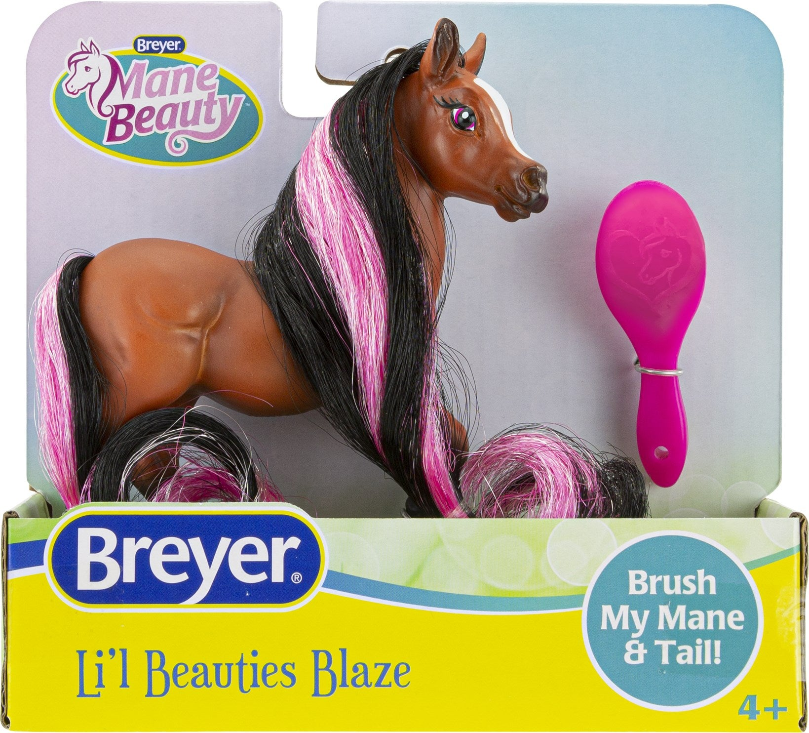 Breyer Mane Beauty Li'l Beauties Blaze