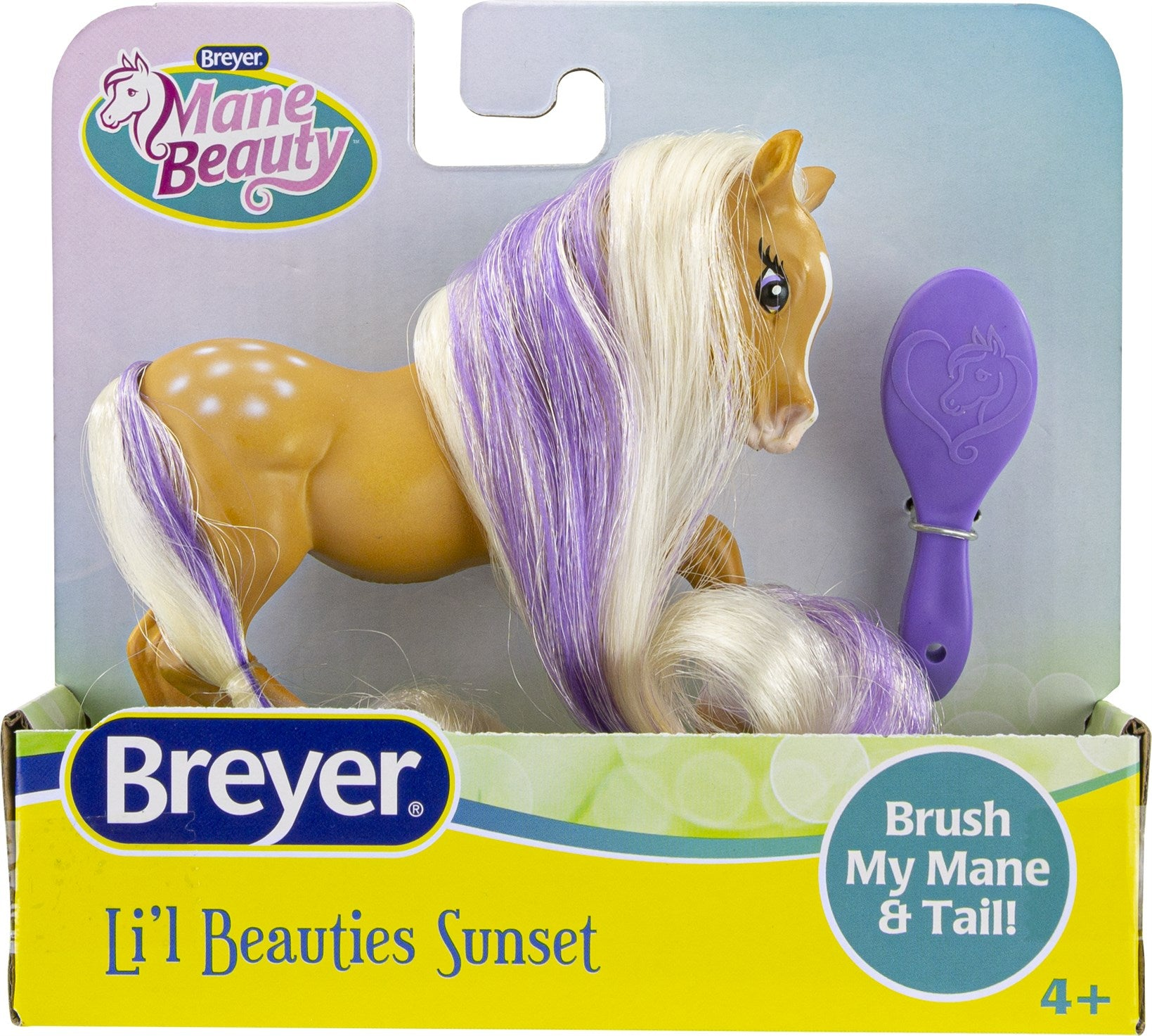 Breyer Mane Beauty Li'l Beauties Sunset