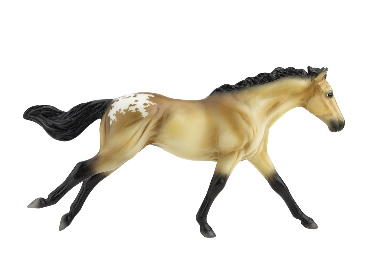 Breyer Freedom Buckskin Blanket Appaloosa