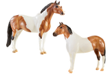 "Breyer Traditional The ""Gangsters"" - Tony Da Pony and Bugsy Maloney"