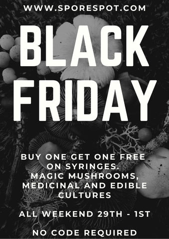 Spore Spot Black Friday