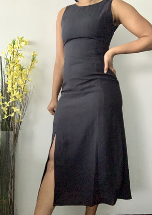 Black Essentia Dress