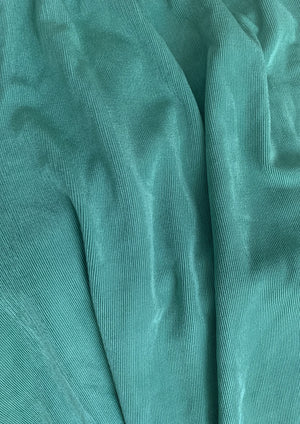 Vintage Green Shine Pants