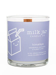 Milk Jar Candle Co. - Himalaya Essential Oil Blend