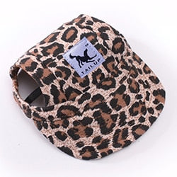 TAILUP 2017 Hot Sale Sun Hat For Dogs Cute Pet Casual Cotton Baseball Cap Chihuahua Yorkshire Pet Products Plus Size L/XL