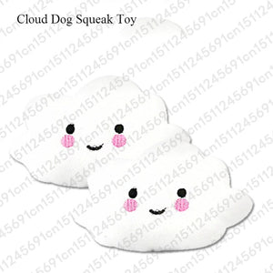 1pc Fruit Vegetable Chicken Drum Bone Squeak Toy For Dog Puppy Plush Red Pepper Eggplant Radish Duck Sounding Pet Toys