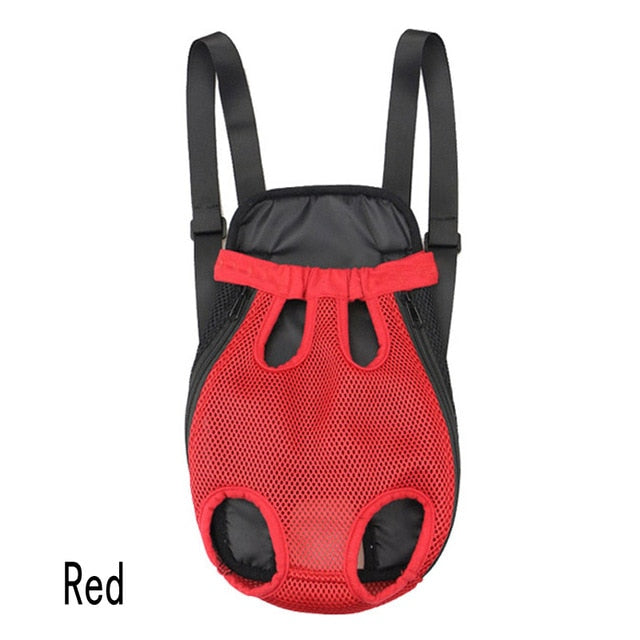 New fashion 4 Size and 5 colors Pet Dog Carriers Backpacks Cat Puppy Pet Front Shoulder Carry Sling Bag