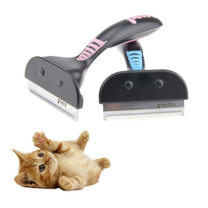 Pet Dog Cat Hair Removal Brush Comb Furmins Pet Grooming Tools Hair Shedding Trimmer Comb for Cats Dogs
