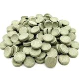 Fish Food Tablet Spirulina Flakes Healthy Ocean Nutrition Fish Food for Aquarium Ornamental Fish Tropical Fish Pet Home 10/20pcs