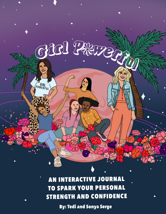 Buy Your Girl Powerful™ Guided Journal Today!