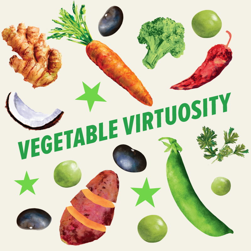 vegetable virtuosity