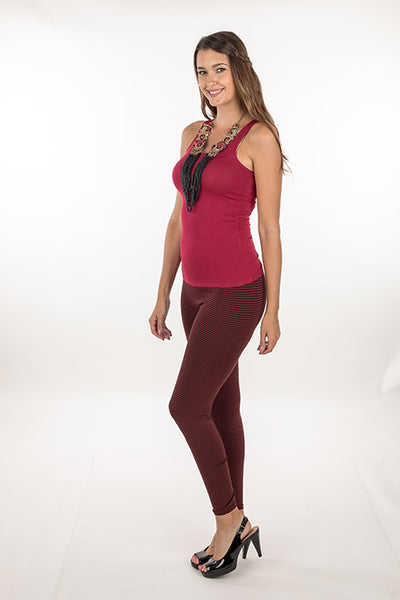 Legging Poly Spandex 4 Pack OS