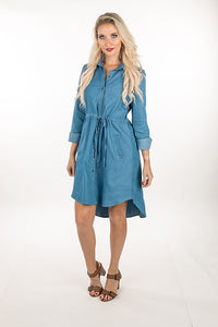 Tunic Denim 2 Pack SM-LXL