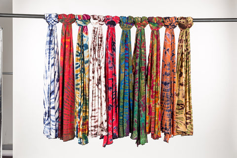 Scarf Rayon Spandex 10 Pack OS