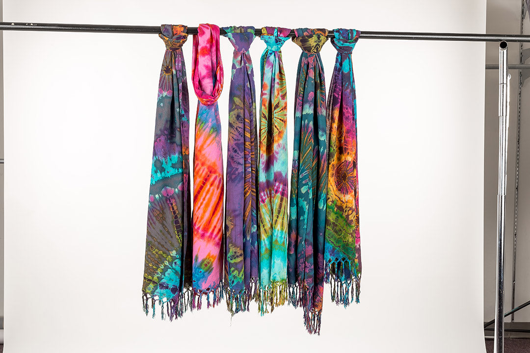 Scarf Rayon 6 Pack OS