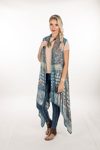 Cardigan Rayon 1 Pack OS