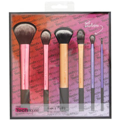 Real Technique Makeup Brushes - Set of 6 - Liquidation Cart