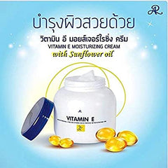 Aron Vitamin E cream enriched with sunflower oil - Liquidation Cart