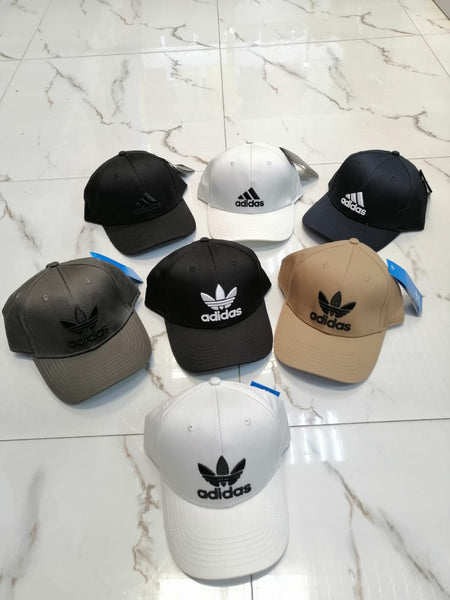 Adidas Baseball Caps - Liquidation Cart