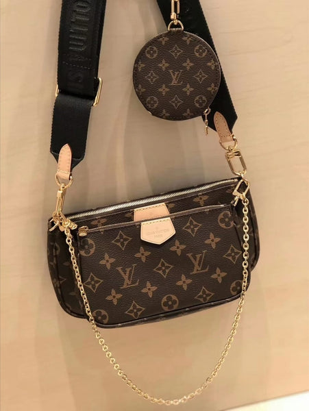 Must have LV bag with pouch