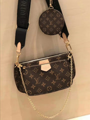 Must have LV bag with Detachable Sling bag and Pouch - Liquidation Cart